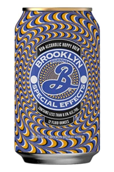 Brooklyn - Special Effects (Non-Alcoholic)