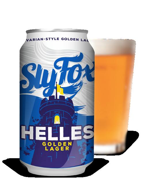 Sly Fox - Helles Golden Lager