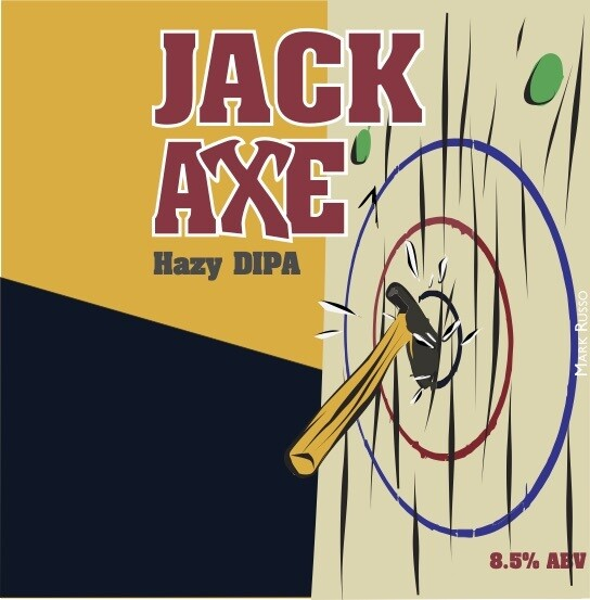 Reckless Ale Works - Jack Axe
