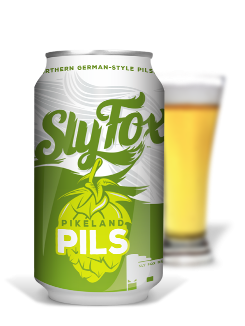 Sly Fox - Pikeland Pils