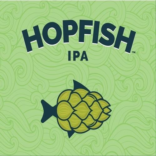 Flying Fish - Hopfish IPA