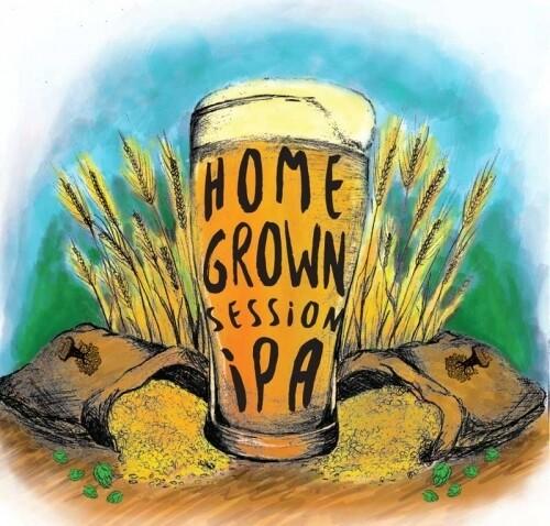 Burley Oak - Home Grown Session IPA