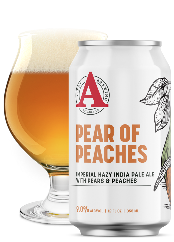 Avery - Pear of Peaches