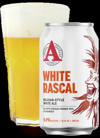 Avery - White Rascal