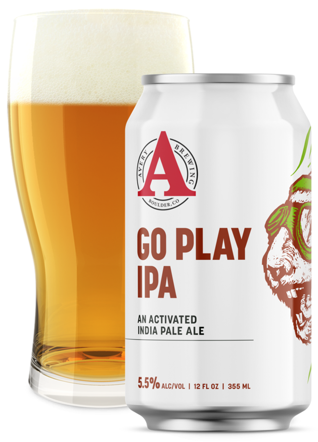 Avery - Go Play IPA