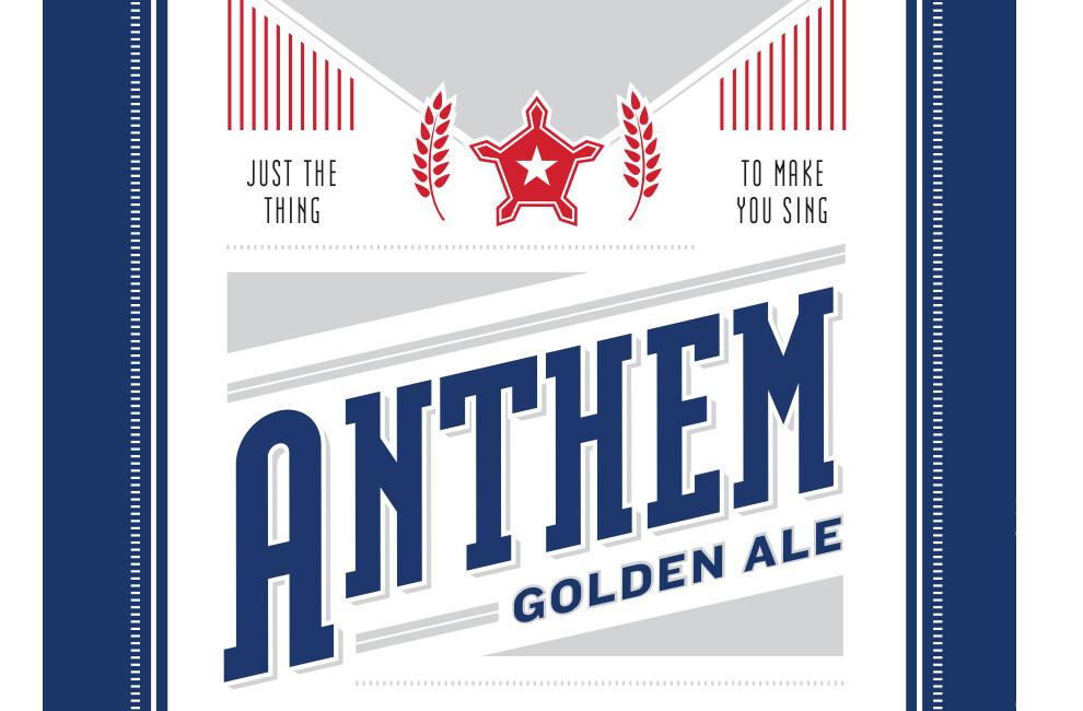 Union Craft - Anthem Golden Ale