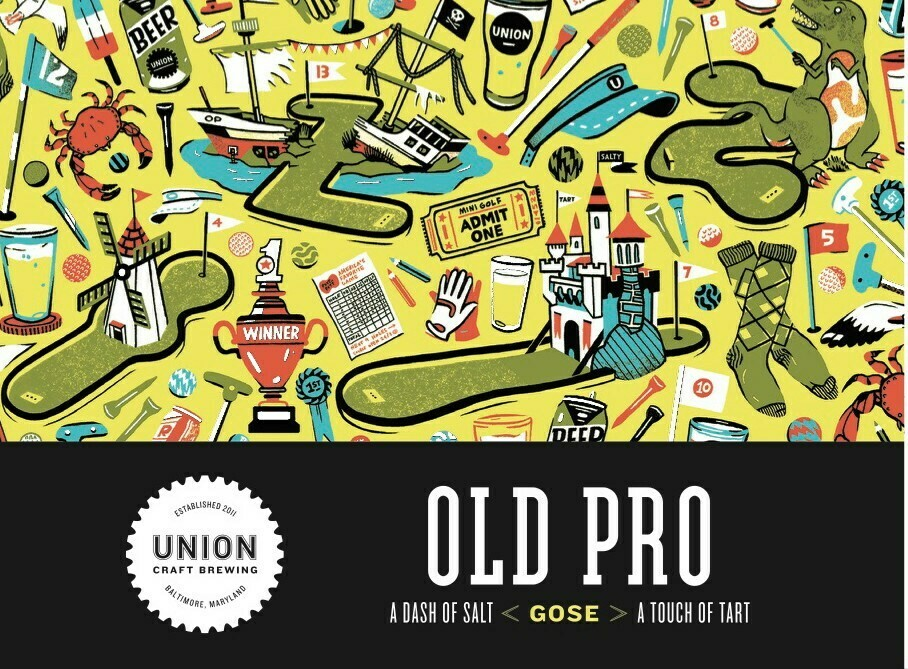 Union - Old Pro Grose