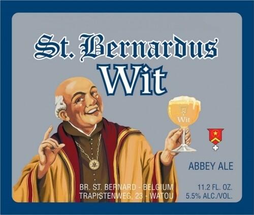 St.Bernadus - Wit