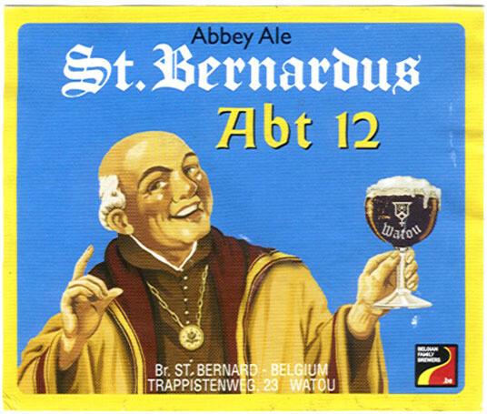St.Bernadus - Abt 12