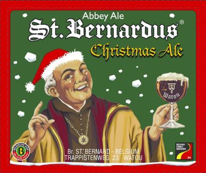 St.Bernadus - Christmas Ale