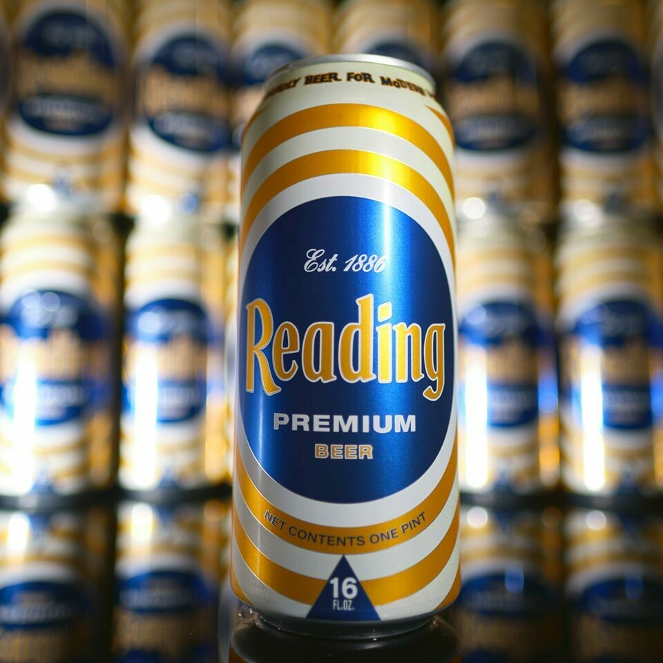 Reading - Premium Beer
