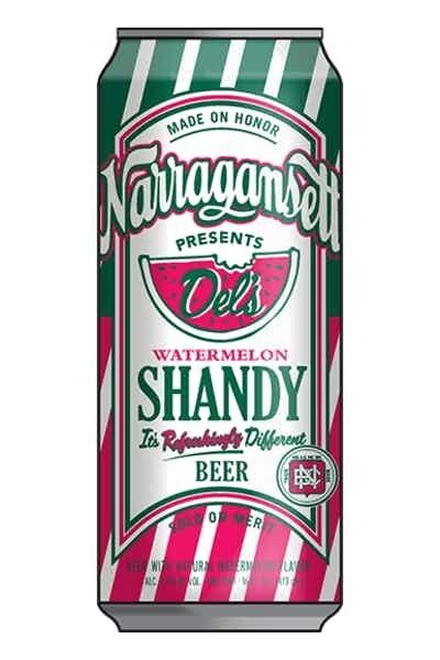 Narragansett - Del's Watermelon Shandy