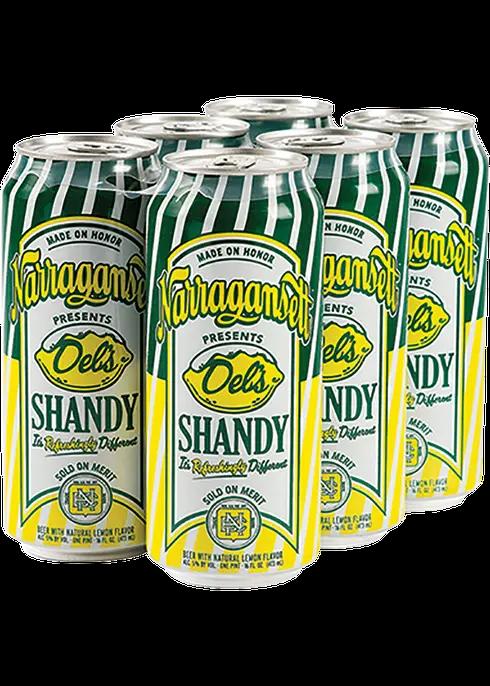 Narragansett - Del's Shandy
