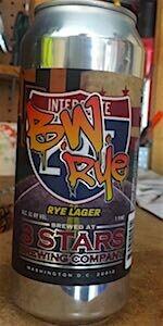 3 Stars - B.W.Rye