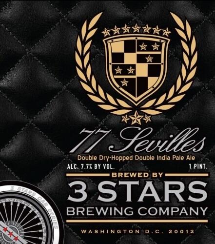 3 Stars - 77 Seville's