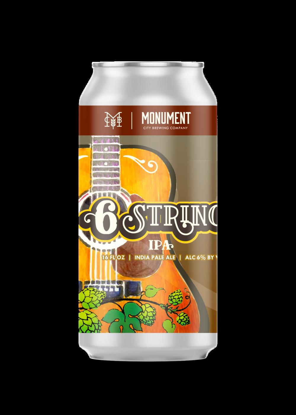 Monument - 6 String