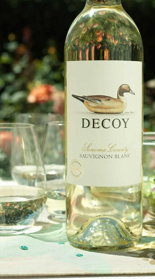 Decoy - Sonoma  - S/Blanc