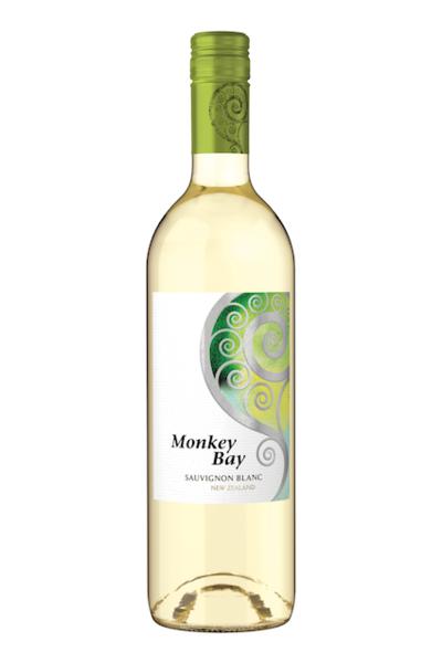 Monkey Bay - S/Blanc