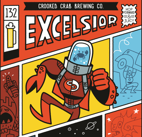 Crooked Crab - Excelsior!
