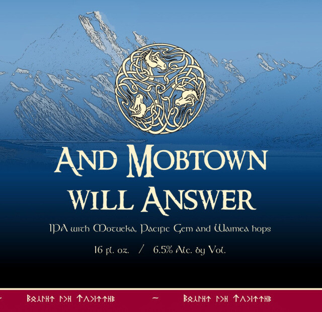 Mobtown - And Mobtown Will Answer