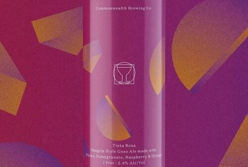 Commonwealth - Tinta Rosa