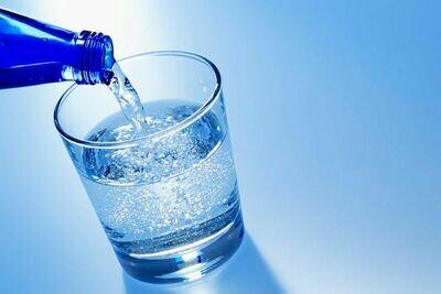 Вода минеральная с газом