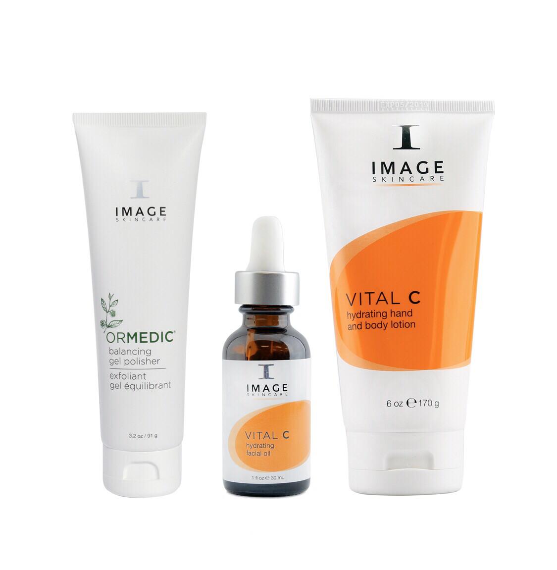 Image Skincare Hand Hydration Facial