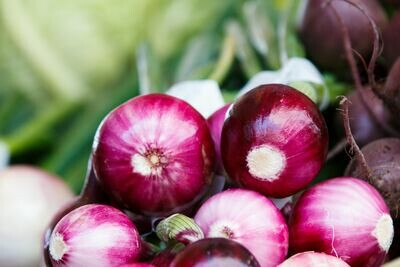 LARGE RED ONION (1LB)