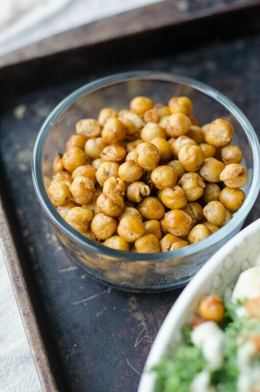 CAN CHICKPEAS (2.84L)