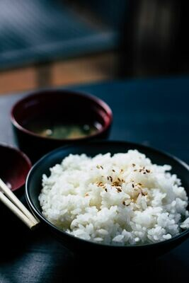 PAR BOILED WHITE RICE (1KG)