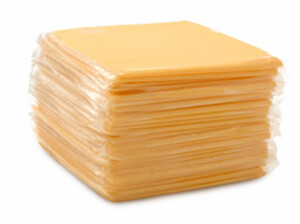 PROCESSED CHEESE SLICES 0.5KG