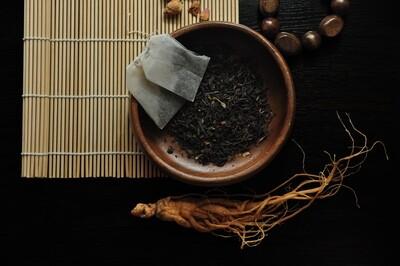 MIGHTY LEAF VANILLA BEAN BLACK TEA (12 bags)
