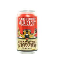 Belching Beaver Peanut Butter Milk Stout 6 pack