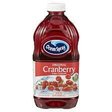 OCEAN SPRAY CRANBERRY COCKTAIL 1.77L