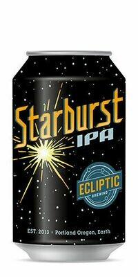 ECLIPTIC BREWING STARBURST IPA 6PCK