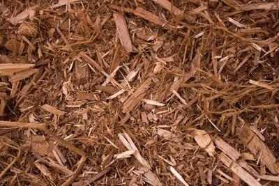 Western Red Cedar (1 Cu Yd), bulk