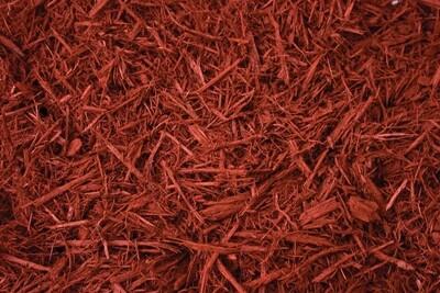 Red Canyon™ Shredded Mulch (1 Cu Yd), bulk