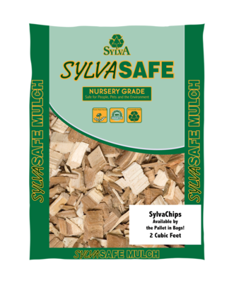 SylvaChips™, bagged (2 Cu Ft)