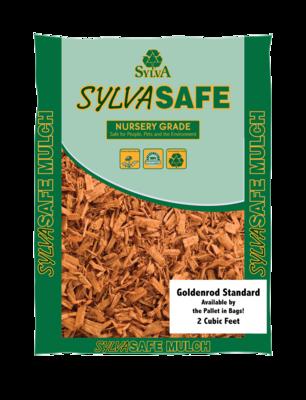 Goldenrod™ Standard Mulch 2 Cu Ft Bags