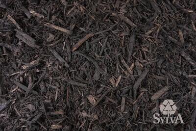 Midnight™ Black Mulch (1 Cu Yd), bulk
