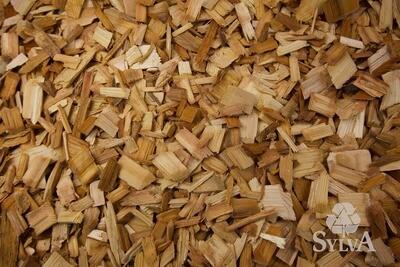 Northern Cedar Chips (1 Cu Yd), bulk