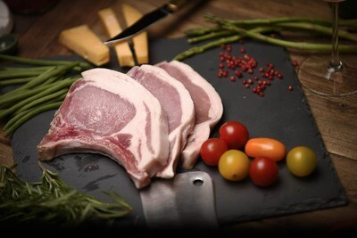 Mangalitsa Ground Pork: 1 lb. Packs