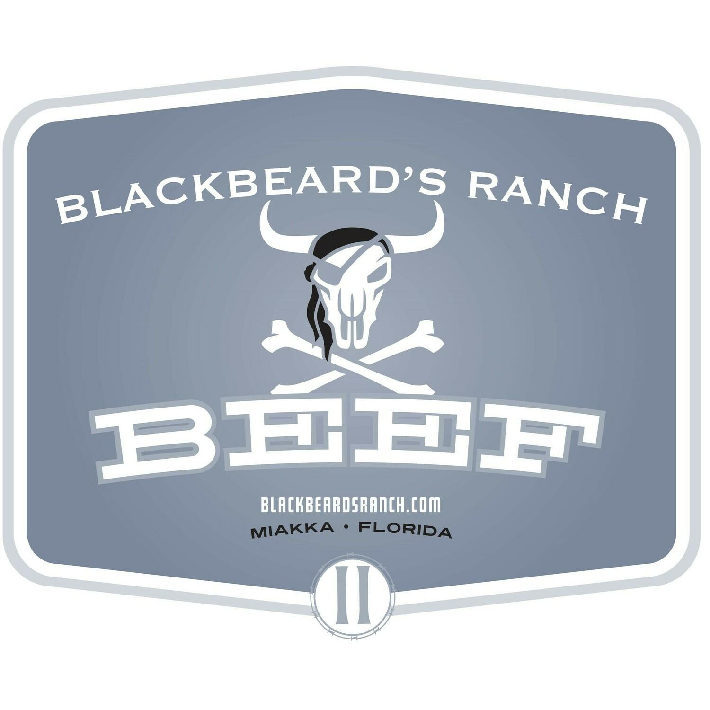 Blackbeard's Choice New York Strip Loin. Frozen. (Avg. 13 lbs.)