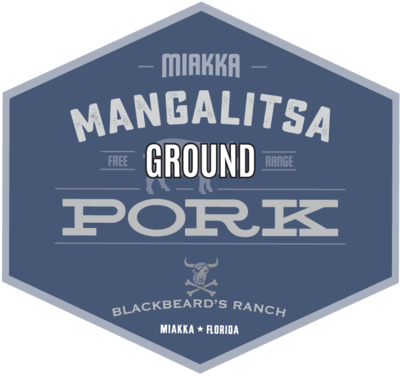 Pork Ground Country Sausage (1lb Pack)