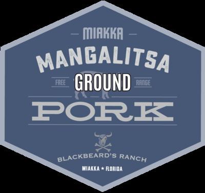 Mangalitsa Ground Country Sausage (1lb Pack)