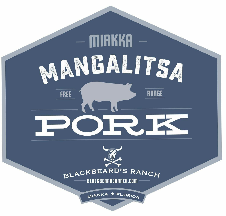 Mangalitsa Ground Italian Sausage
