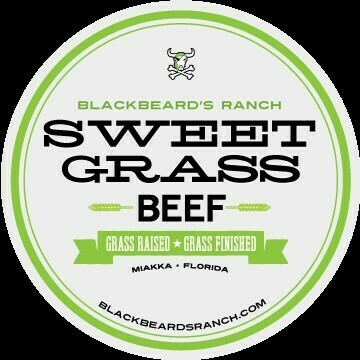 New Sweet Grass Beef- Ranch Steak Avg. 1lb. Fresh.