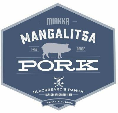 Mangalitsa Picnic Roast (Average 3.5 lbs.)