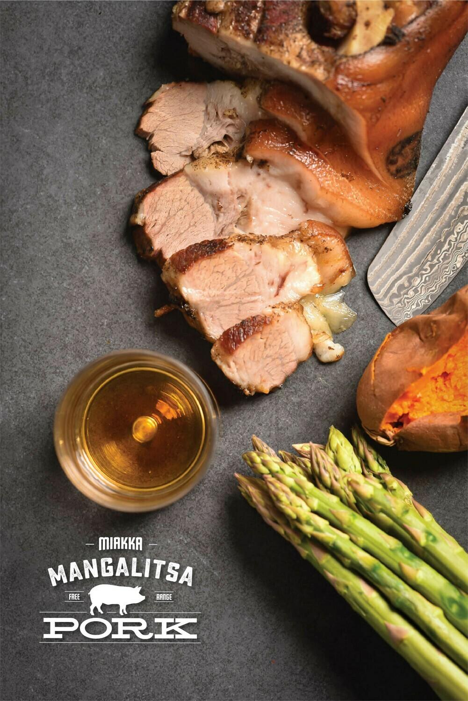 Mangalitsa Fresh Ham Roast (Average 3.5 lbs)