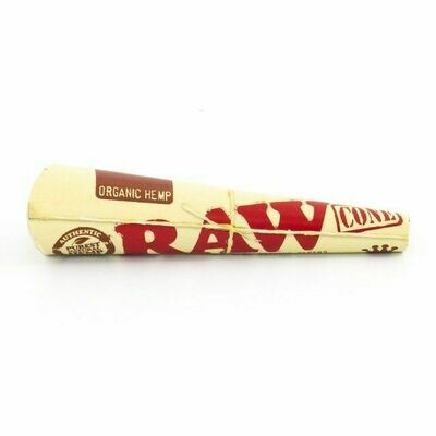 Raw - Hemp cones 3/pack